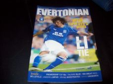 Evertonian, Issue 101